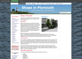 shopsinplymouth.co.uk