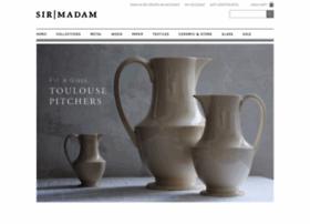 shopsirmadam.com
