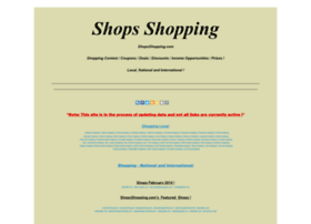 shopsshopping.com