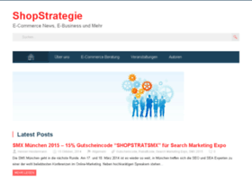shopstrategie.de