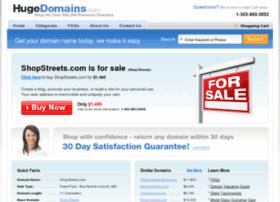 shopstreets.com