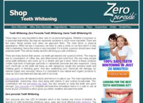 shopteethwhitening.com