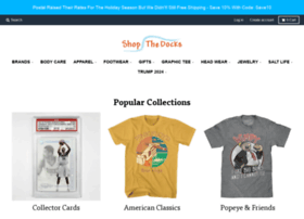 shopthedocks.com