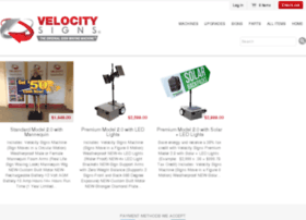 shopvelocitysigns.com
