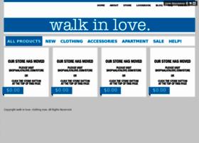 shopwalkinlove.storenvy.com