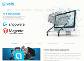 shopware-mobile-template.arvatis.com