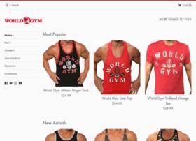 Shopworldgym.com