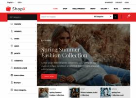 shopx-html.xoothemes.com