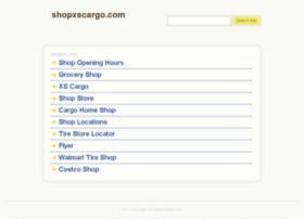 shopxscargo.com