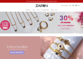 shopzariin.in