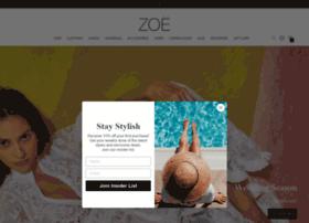 shopzoeonline.com