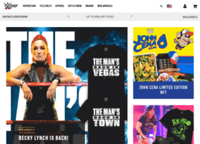 shopzone.wwe.com
