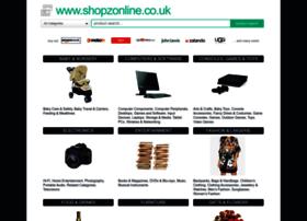 shopzonline.co.uk