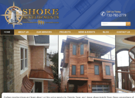 shoredevelopmentsllc.com
