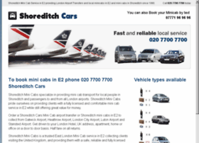 shoreditchcars.com