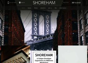 shorehamhotel.com