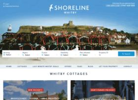 shoreline-cottages.com