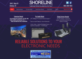 shorelineelectronicsrepair.com