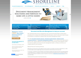 shorelinerecordsmanagement.com