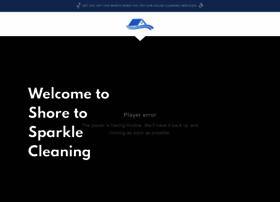shoretosparklecleaning.com