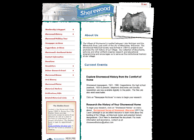 shorewoodhistory.org