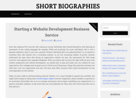 short-biographies.com