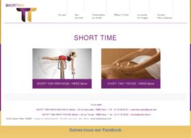 short-time.fr