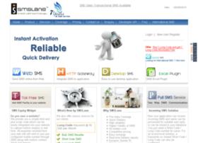 shortcode.smslane.com