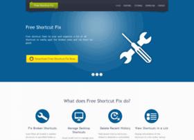 shortcut-fixer.com