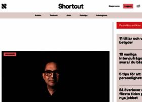 shortcut.nu