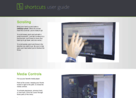 shortcuts.leapmotion.com