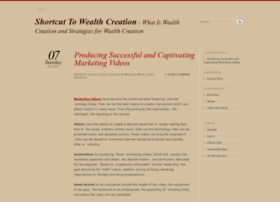 shortcuttowealthcreation.wordpress.com