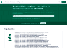 shortcutworld.com