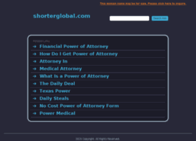 shorterglobal.com