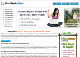 shortermloansnocreditchecks.co.uk