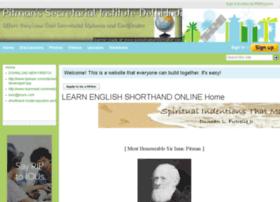 shorthand.wikifoundry.com