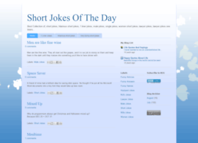 shortjokesoftheday.blogspot.com