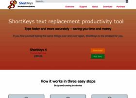 shortkeys.com