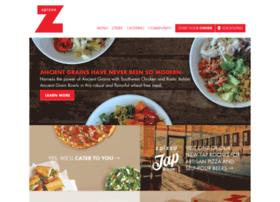 shortnorth.zpizza.com