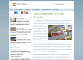 shortsale.com