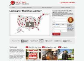 shortsaleagentfinder.com