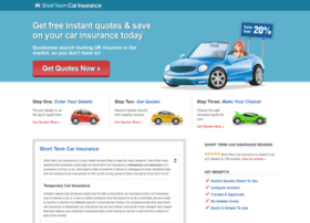 shorttermcarinsurance.org.uk