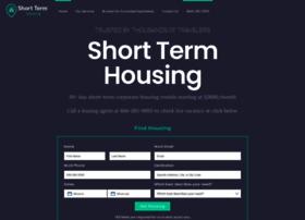 shorttermhousing.com