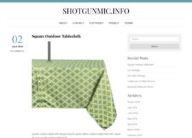 shotgunmic.info