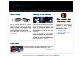 shotpeener.com