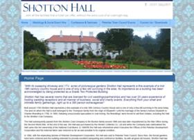 shottonhall.com