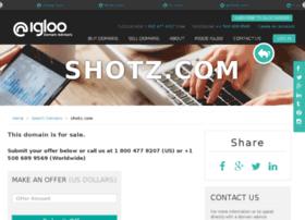 shotz.com