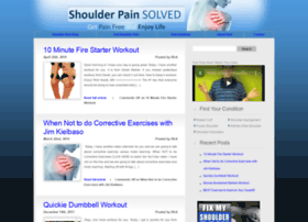 shoulderpainsolved.com