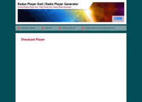 shoutcast-player.tr.gg
