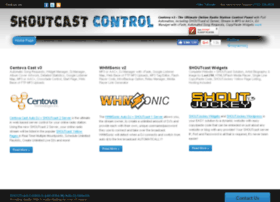 shoutcastcontrol.com